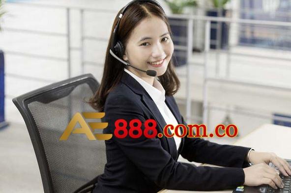 chăm sóc khách hàng ae888